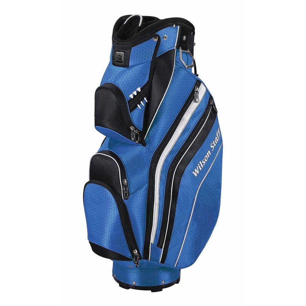 Wilson Staff Ionix Cart Golf Bag - Blue